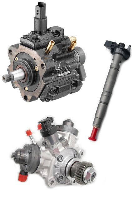 Bosch Diesel Injection Pumps and Injectors