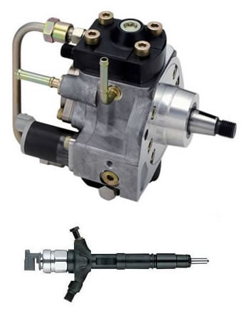Denso Diesel Injection Pumps