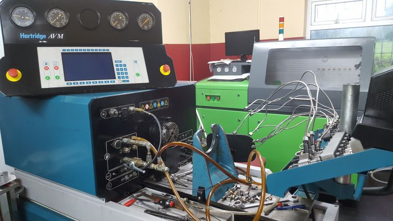 Corry Diesel Injection Machinery